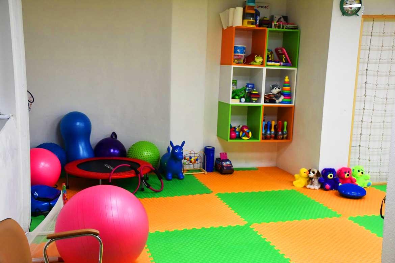 Akademik Terapi Oyun Terapi Odası